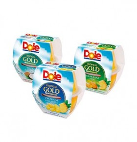 Dole tropical fruit cup