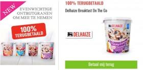 delhaize breakfast on the go