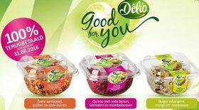 Délio Good for you salade