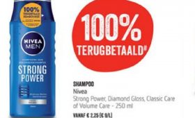 Nivea Men shampoo