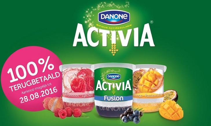Danone Activia Fusion