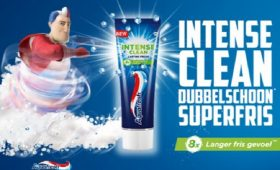Aquafresh Intense Clean tandpasta(Deep Action en Lasting Fresh)