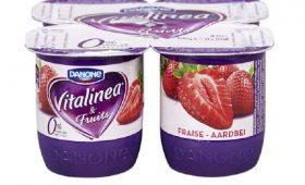 Vitalinea fruityoghurt (4-pack, 8-pack of 12-pack)